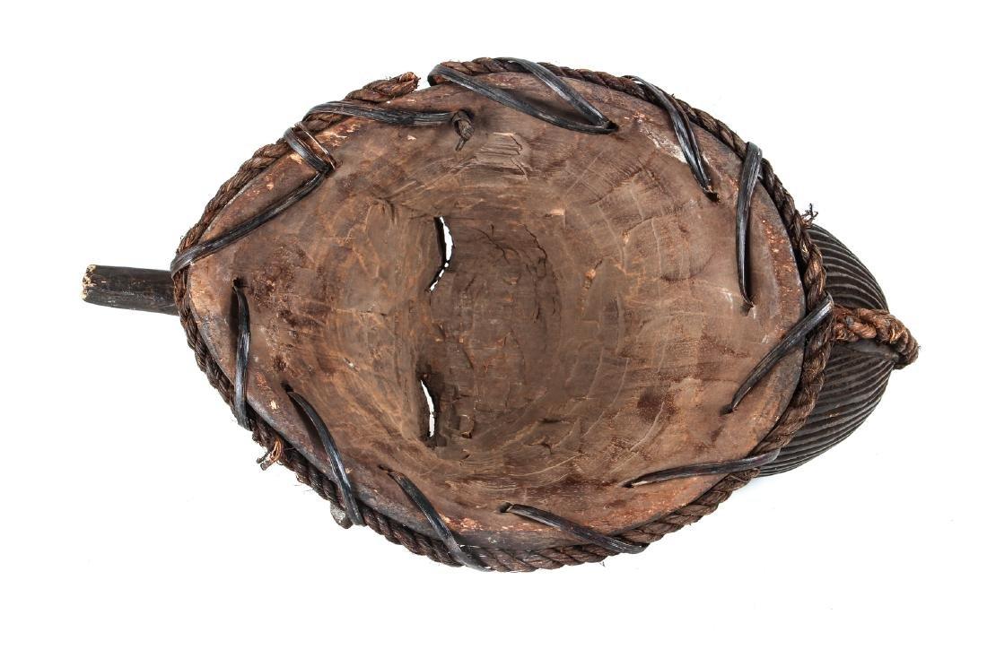 Punu Mask, Polychromed Wood - 2