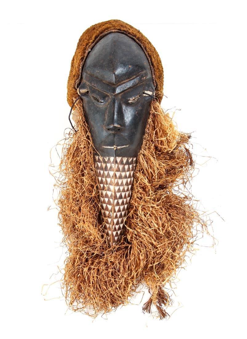 Pende Mubya Mask
