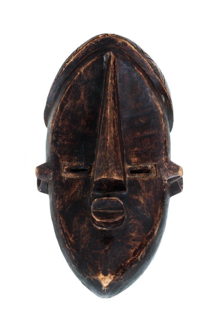 Lwalwa Peoples, Mvondo (Male) Lwalwa Face Mask