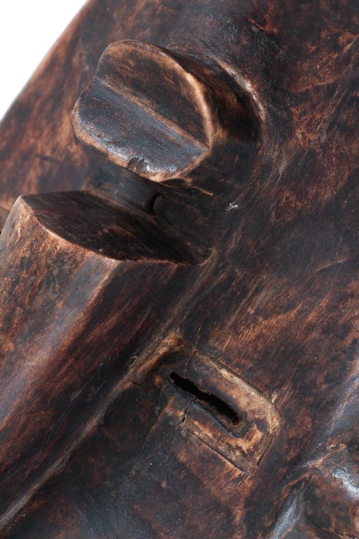 Lwalwa Peoples, Mvondo (Male) Lwalwa Face Mask - 6