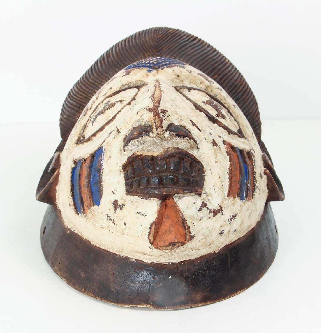 Igbo or Punu Peoples Mask - 6