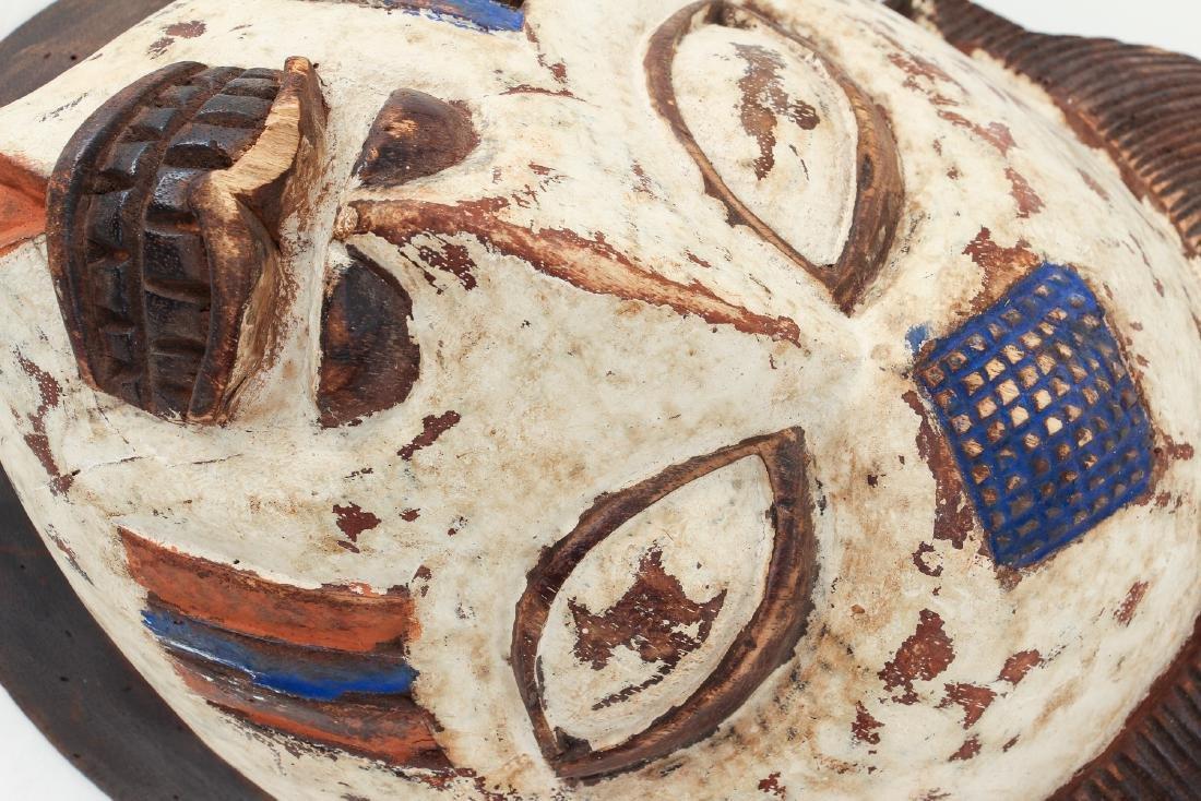 Igbo or Punu Peoples Mask - 7