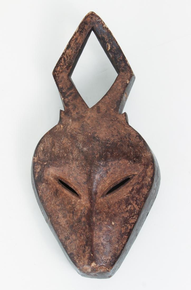 Kwele Antelope Face Mask