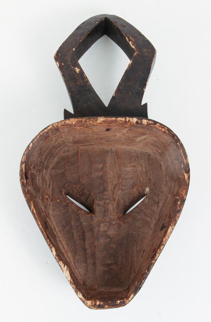 Kwele Antelope Face Mask - 2