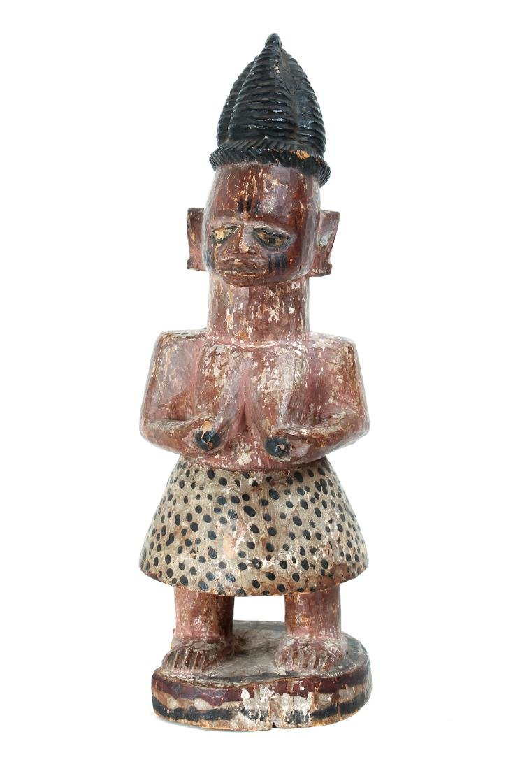 Yoruba Peoples, Female Figure