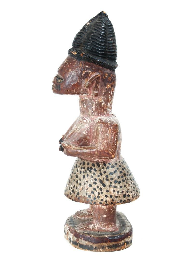 Yoruba Peoples, Female Figure - 2