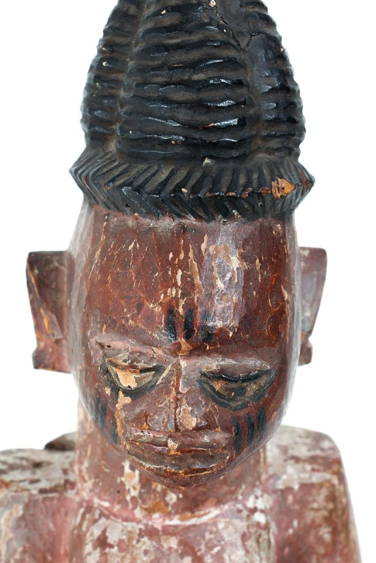 Yoruba Peoples, Female Figure - 8