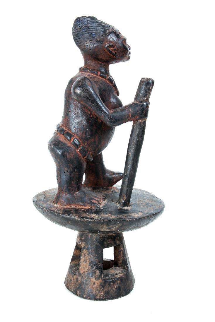 Yoruba peoples Female Figure - 4
