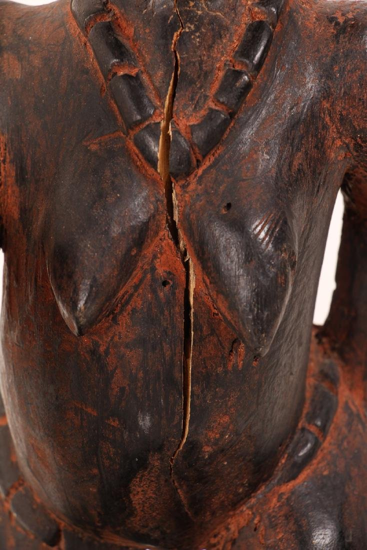 Yoruba peoples Female Figure - 7