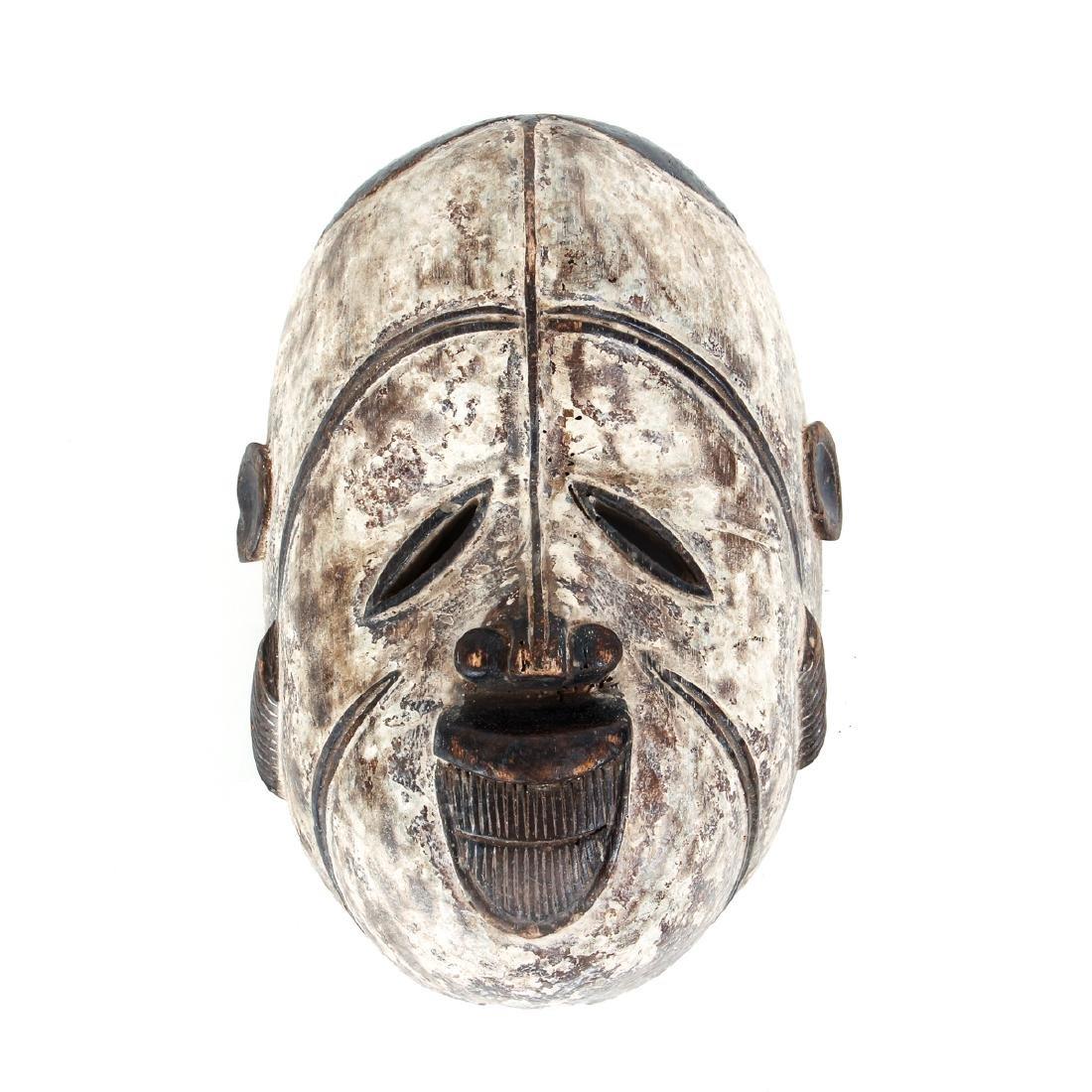 Southern Idoma or Igbo Peoples Mask