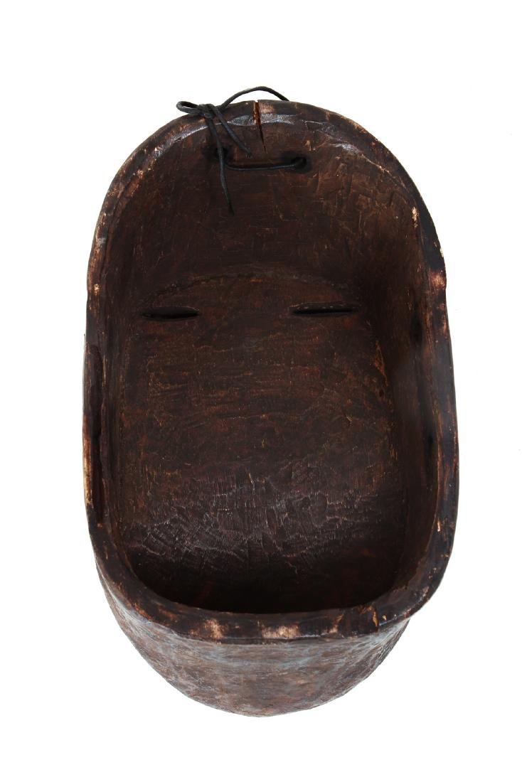 Hemba Monkey Mask - 2