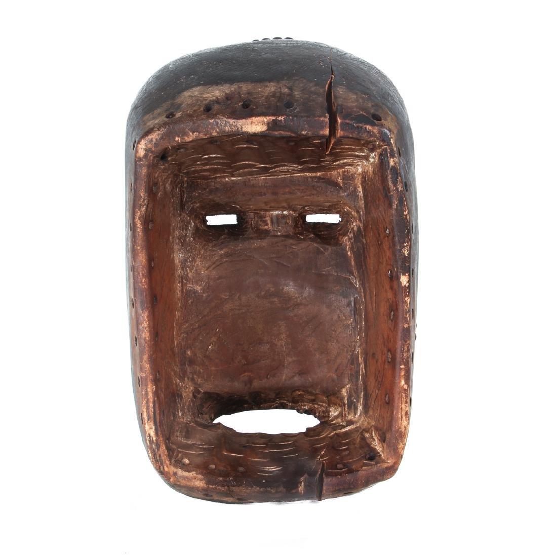 Bete Peoples Wood Mask - 4