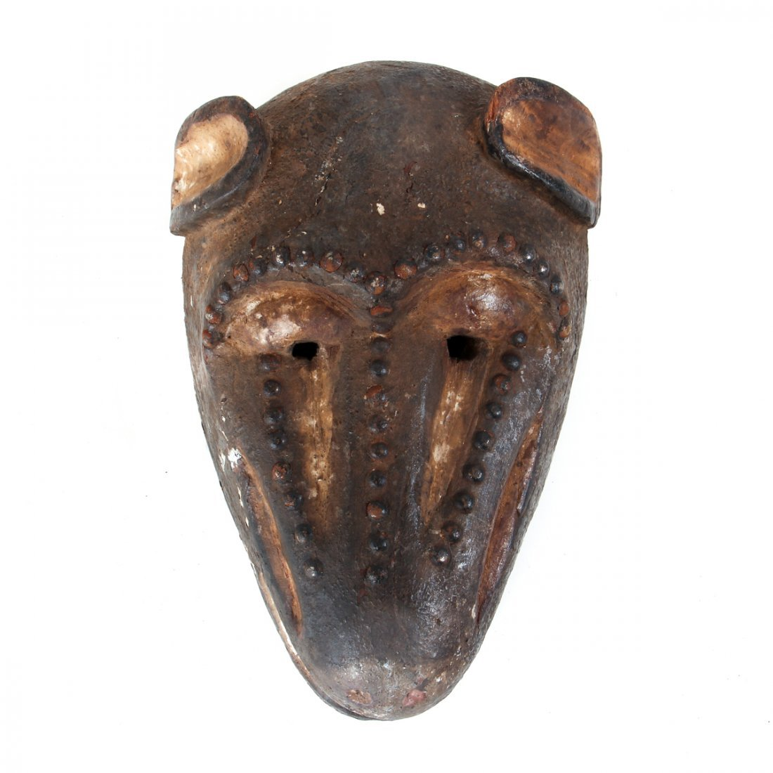 Baule Peoples Mask