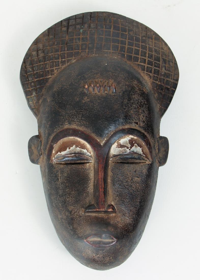 Baule Male Mask, late 20th Century