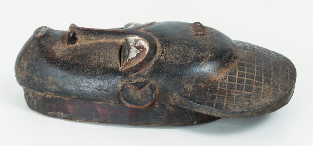 Baule Male Mask, late 20th Century - 5