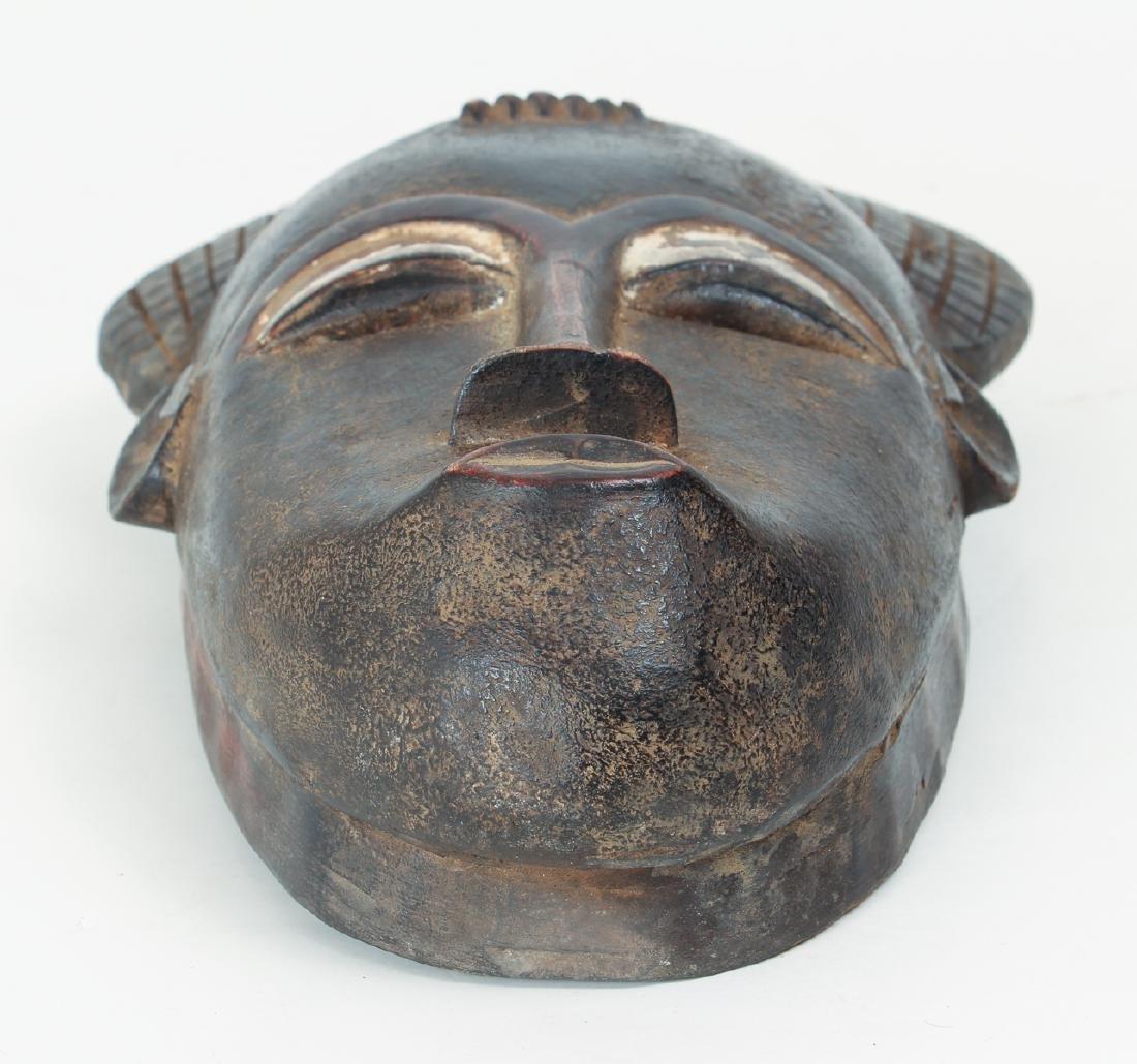 Baule Male Mask, late 20th Century - 6