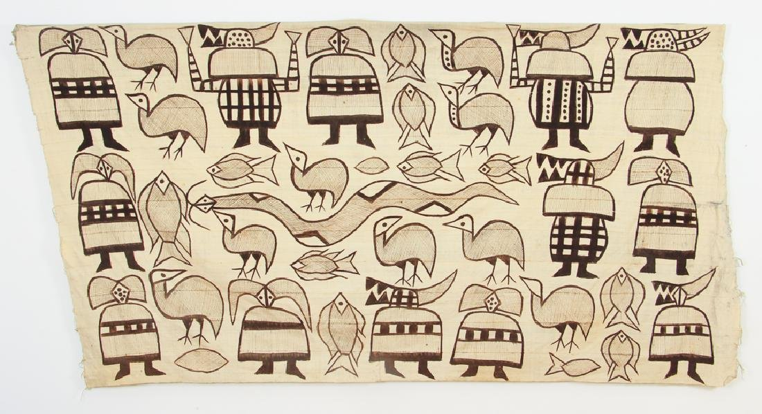 Tribal Painting on Cloth