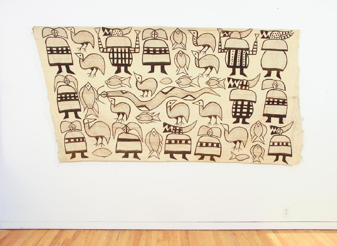 Tribal Painting on Cloth - 2