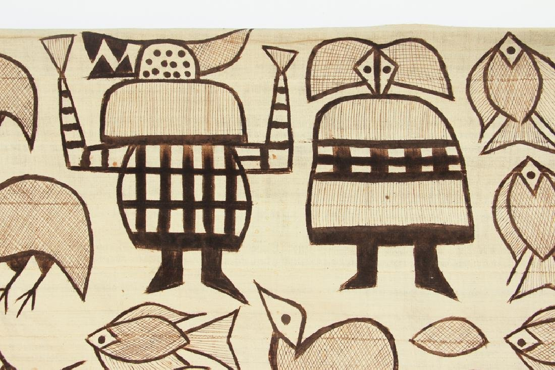 Tribal Painting on Cloth - 3