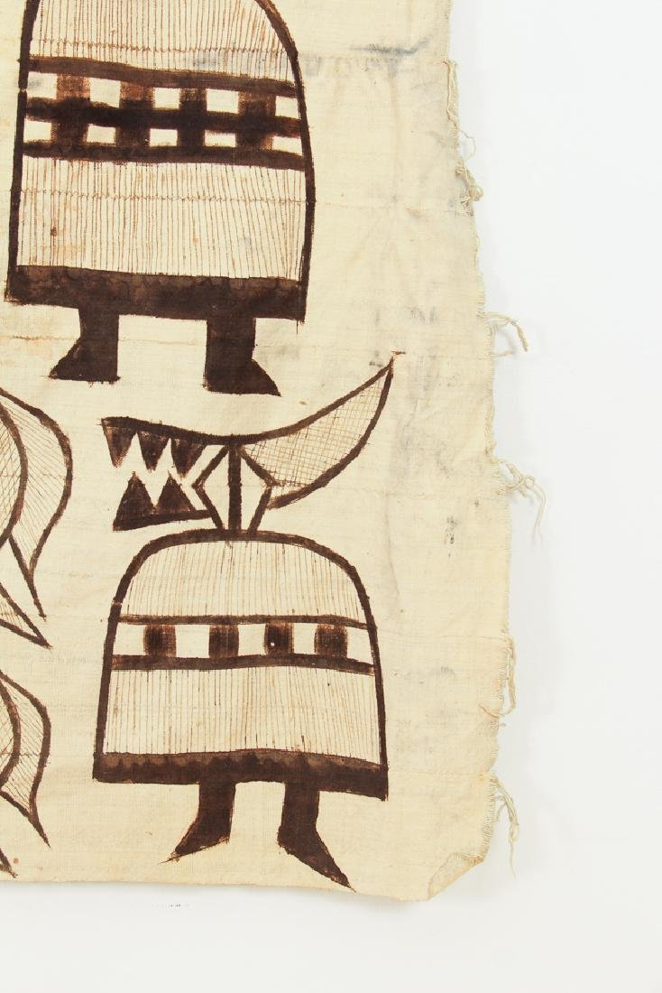 Tribal Painting on Cloth - 5