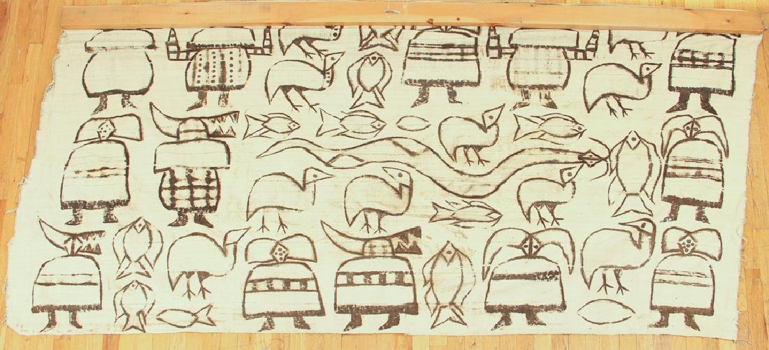 Tribal Painting on Cloth - 8