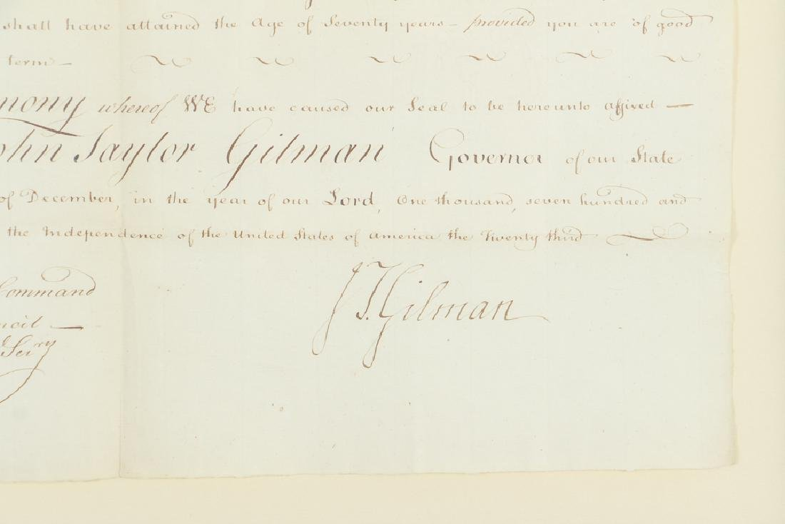 18th Century New Hampshire Judge Appointment - 3