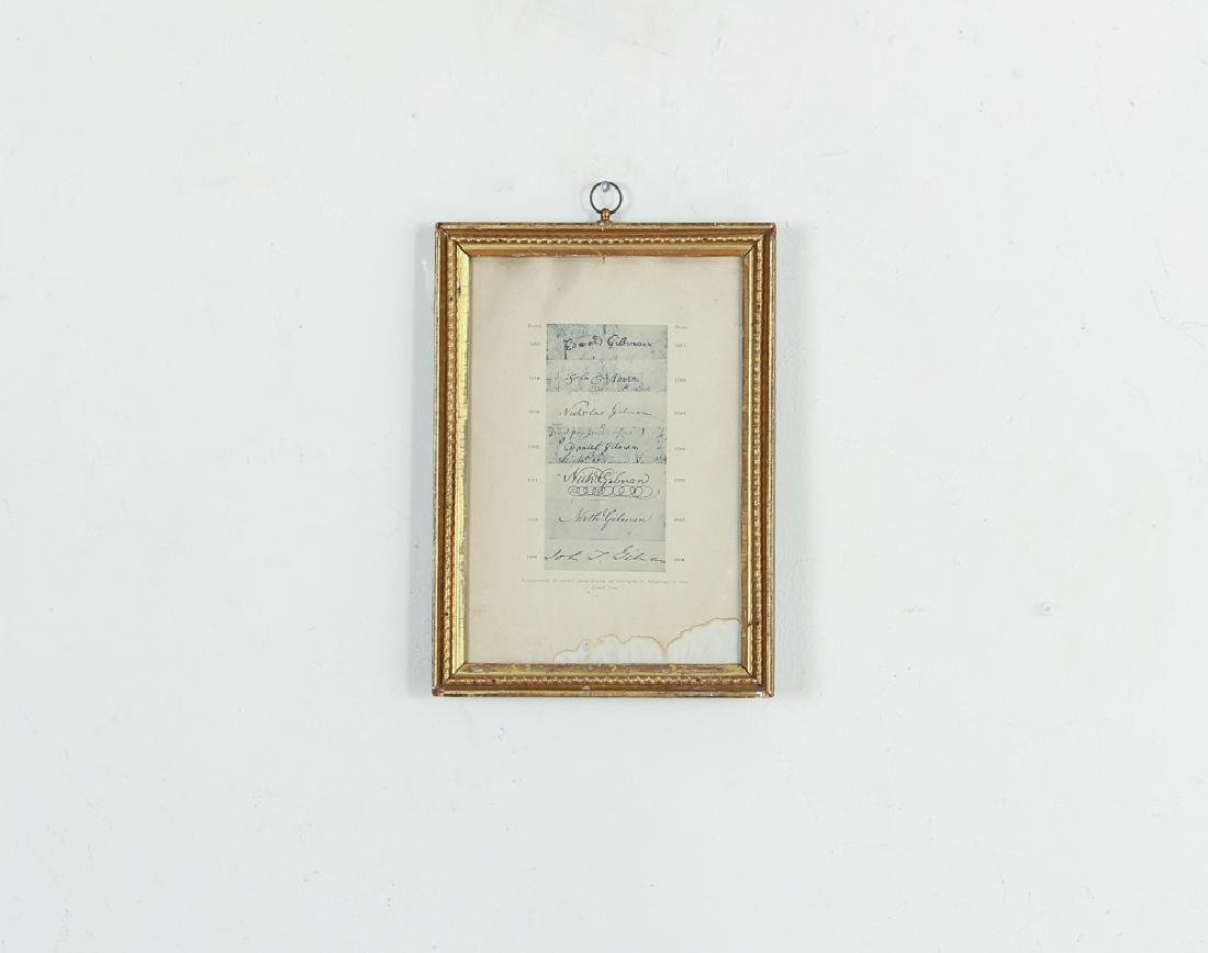 18th Century New Hampshire Judge Appointment - 7