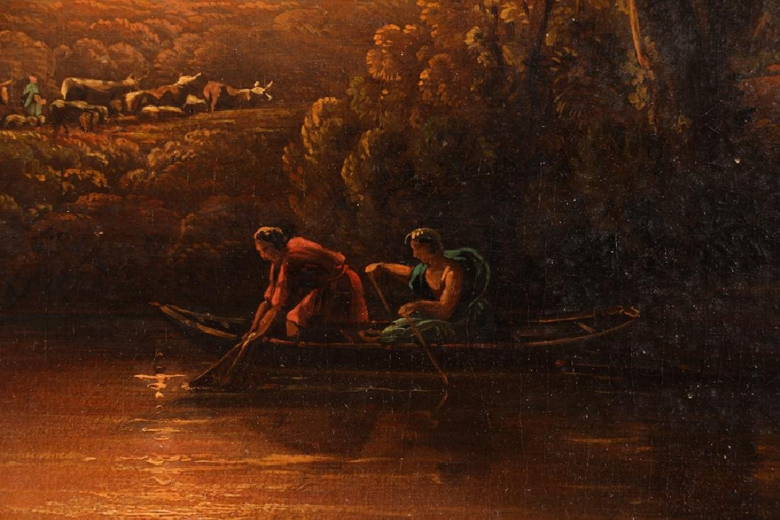 19th Century Allegorical Painting Reproduction - 5