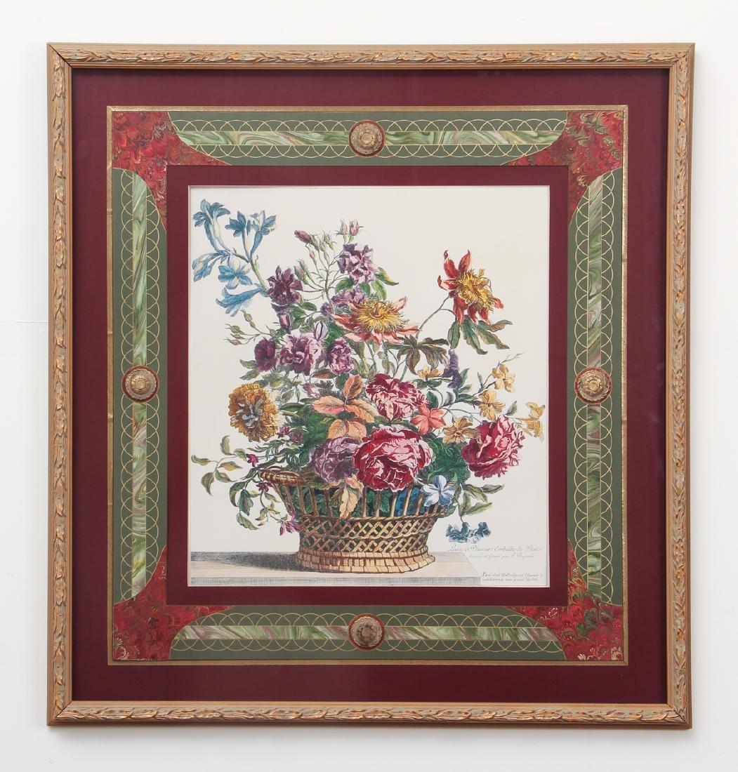 2 Framed Botanical Prints - 6