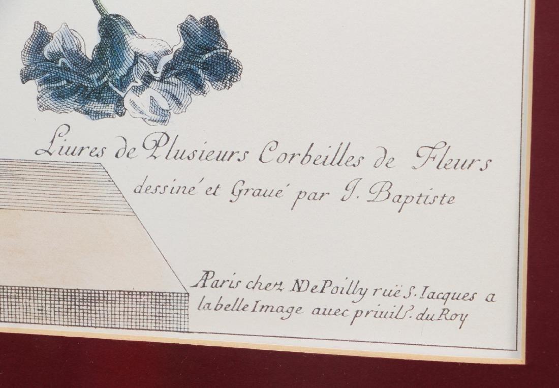 2 Framed Botanical Prints - 8