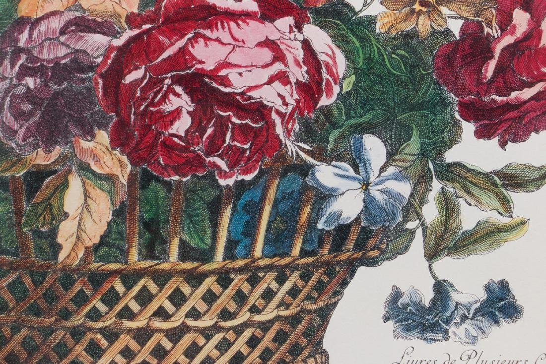 2 Framed Botanical Prints - 9