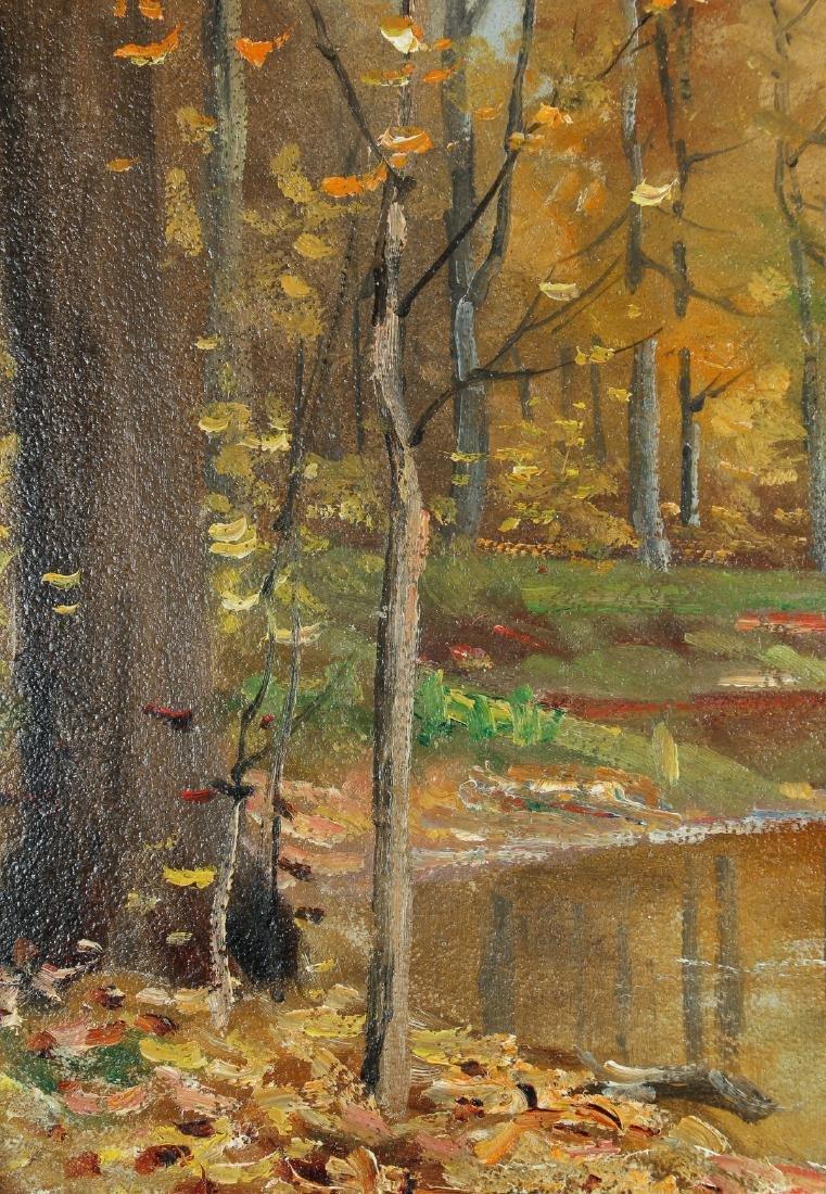 M. Dorthy Doyle ptg. Autumn Landscape - 3