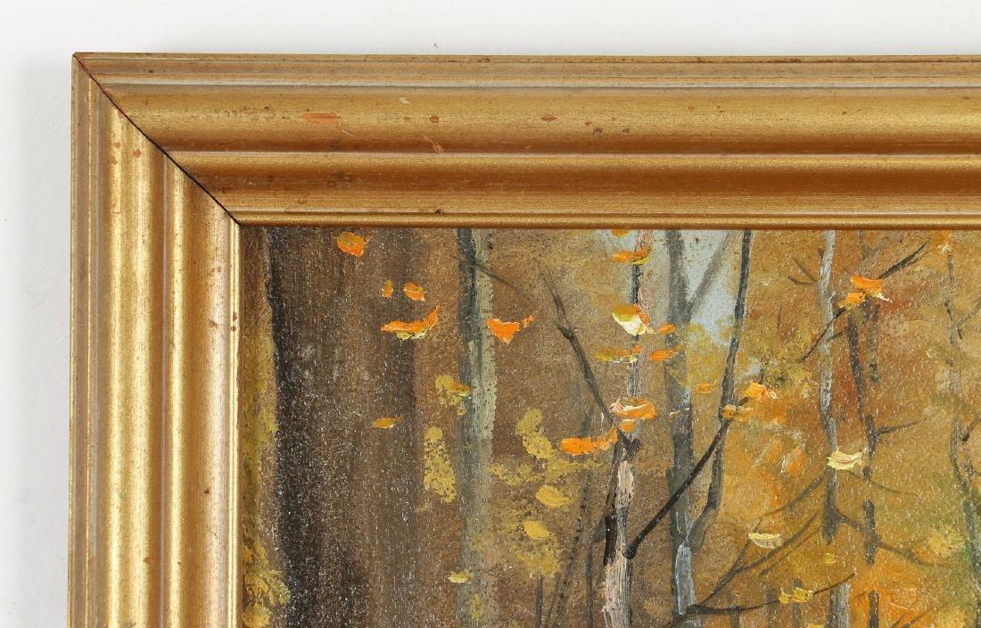 M. Dorthy Doyle ptg. Autumn Landscape - 5
