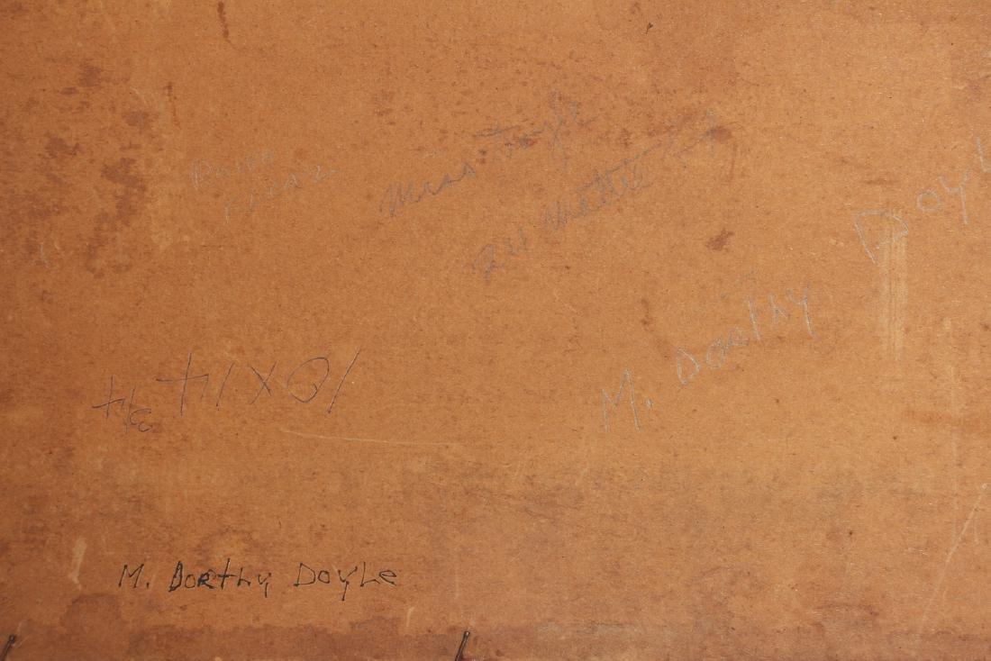M. Dorthy Doyle ptg. Autumn Landscape - 6