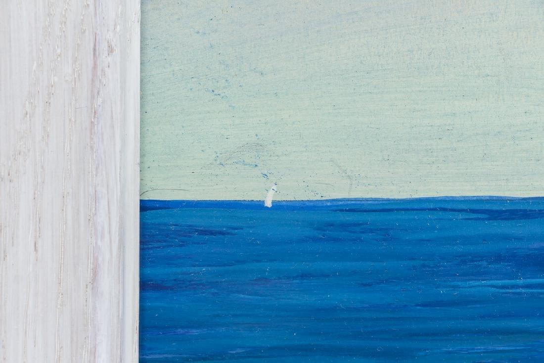 Jack Somerville oil Sailing Boats - 5