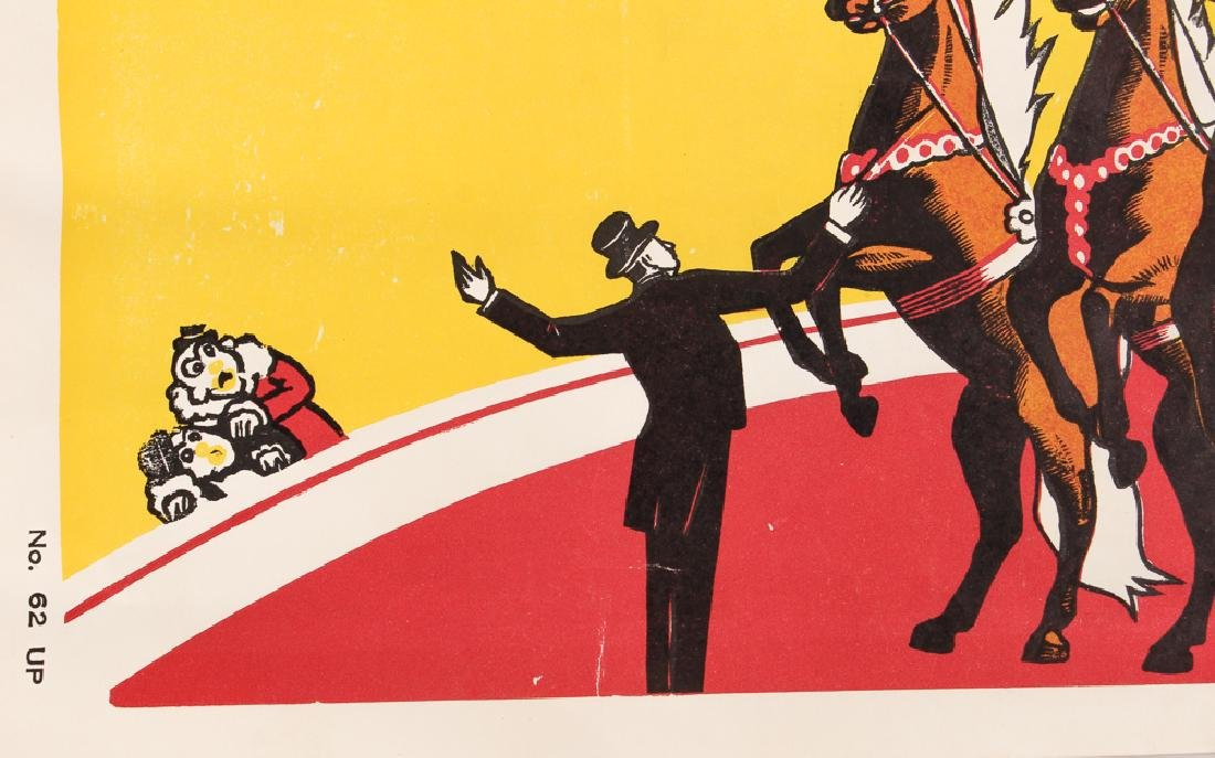 Three Sells and Gray Circus Posters - 3