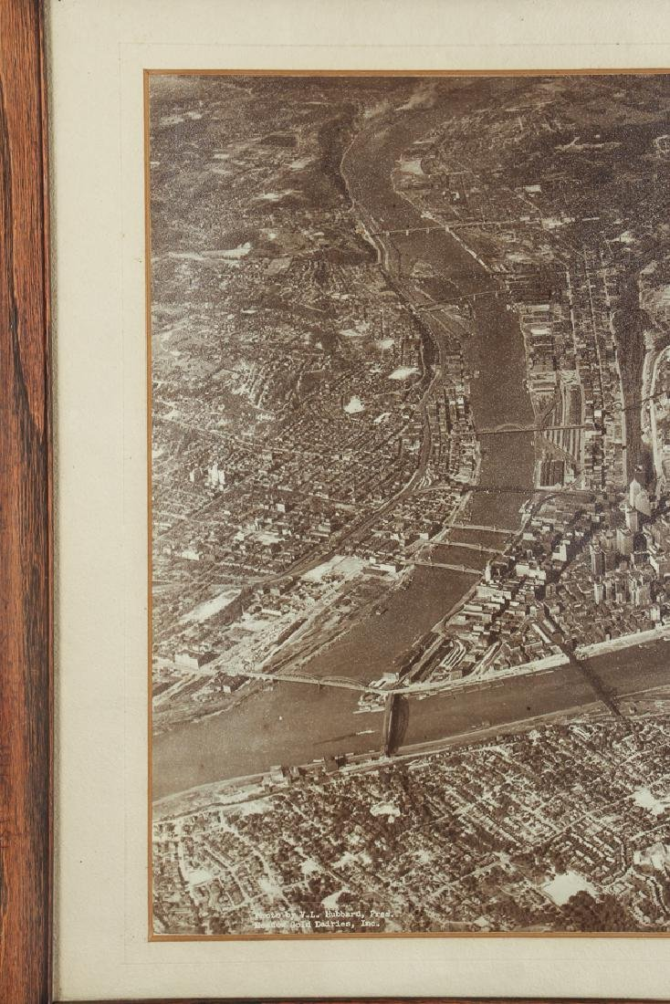 Aerial Photograph of Downtown Pittsburgh - 3