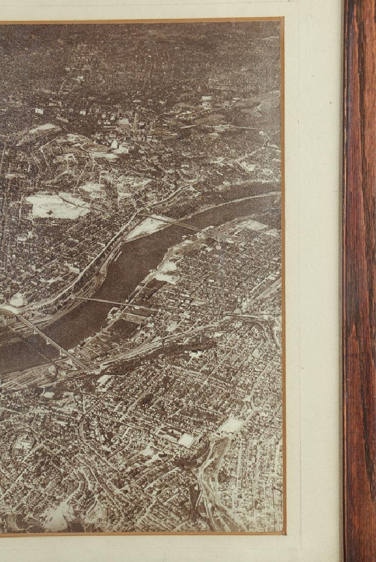 Aerial Photograph of Downtown Pittsburgh - 4