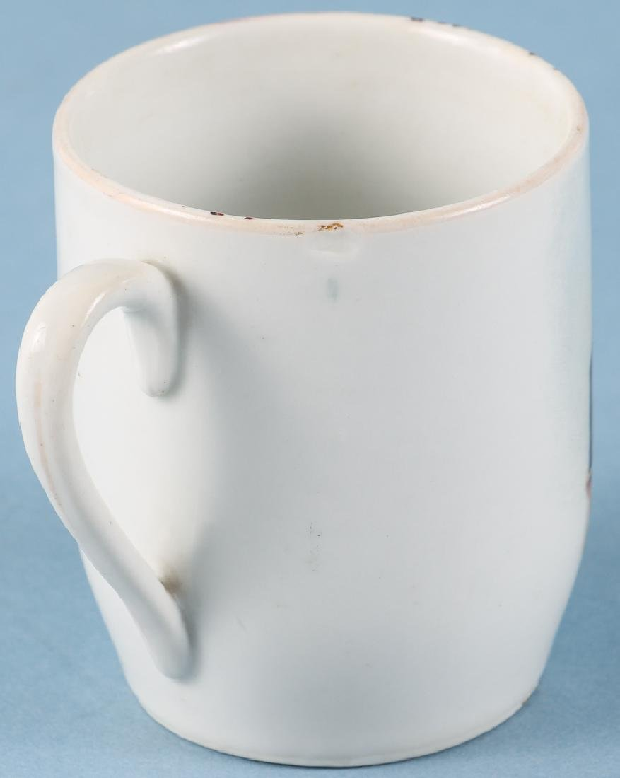 Forbes Field 1909 German Ceramic Shaving Mug - 3