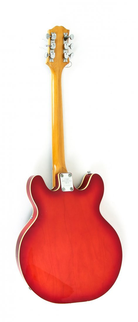 Vintage Epiphone Hollow Body Electric Guitar - 2