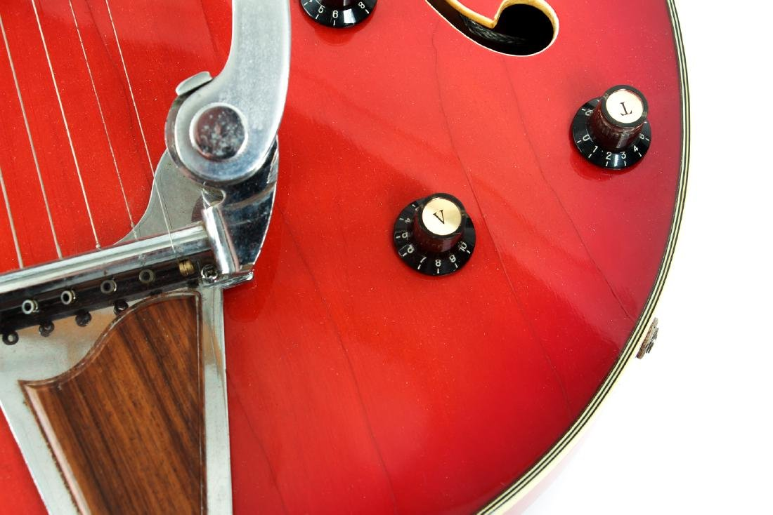 Vintage Epiphone Hollow Body Electric Guitar - 6