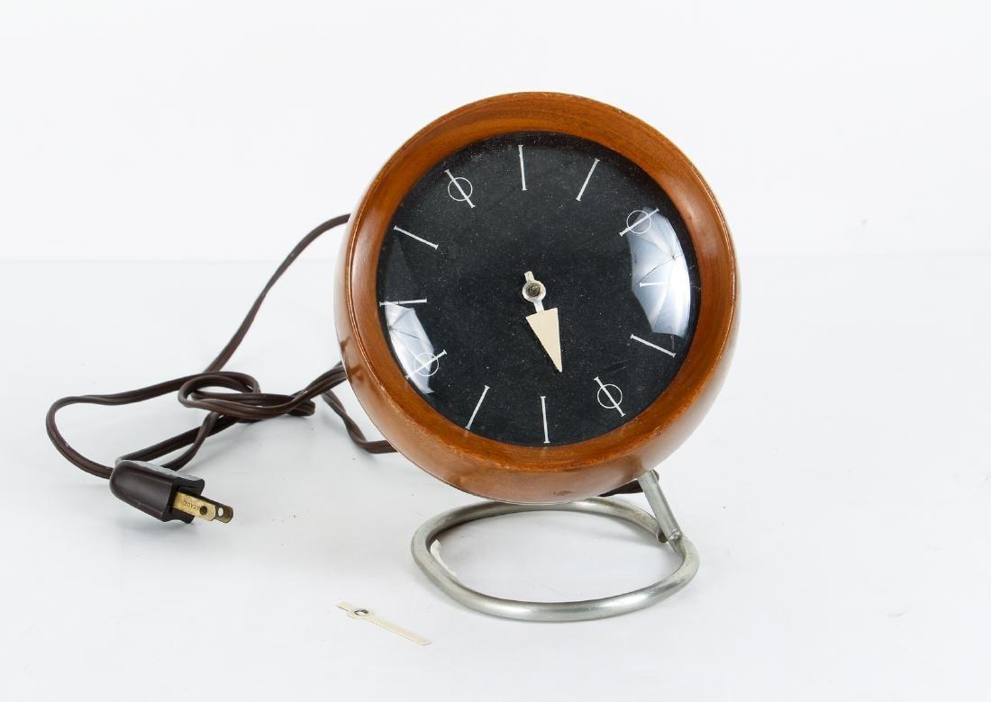 George Nelson for Howard Miller Desk Clock
