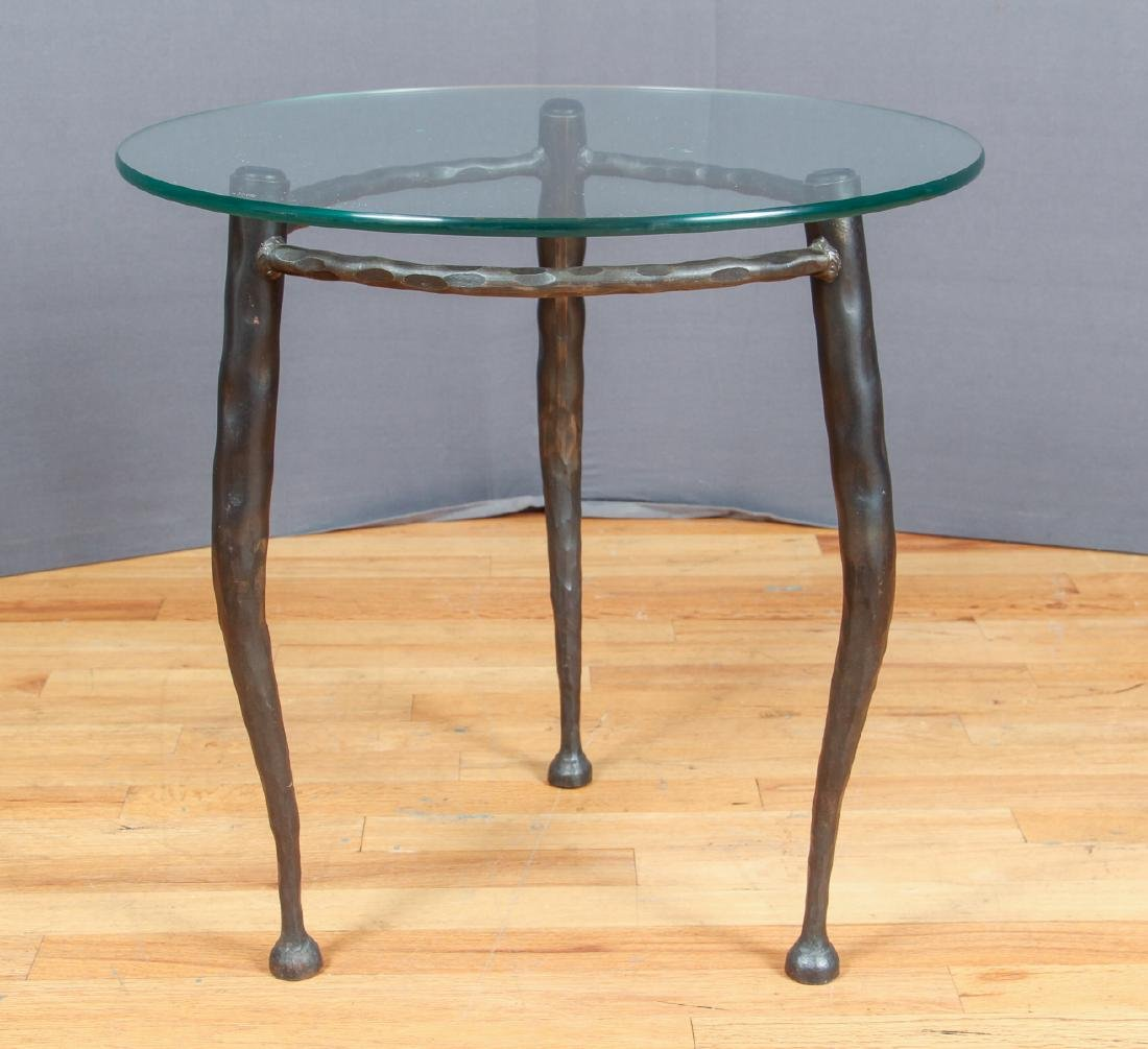 Jon Sarriugarte Form and Reform Bronze Table