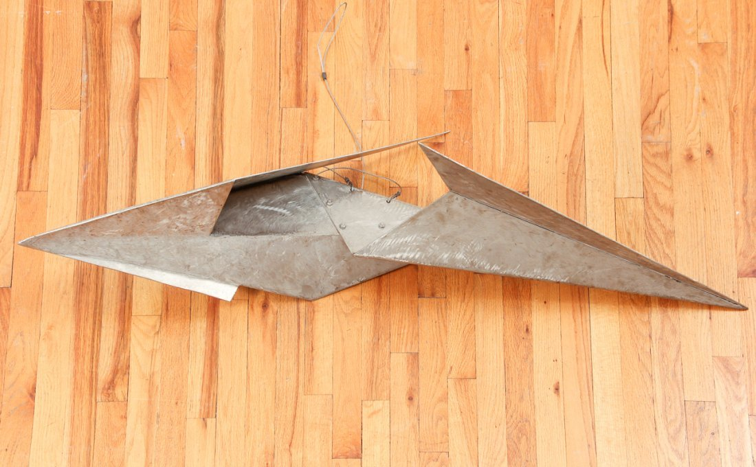 20th Century American Stainless Steel Sculpture - 5