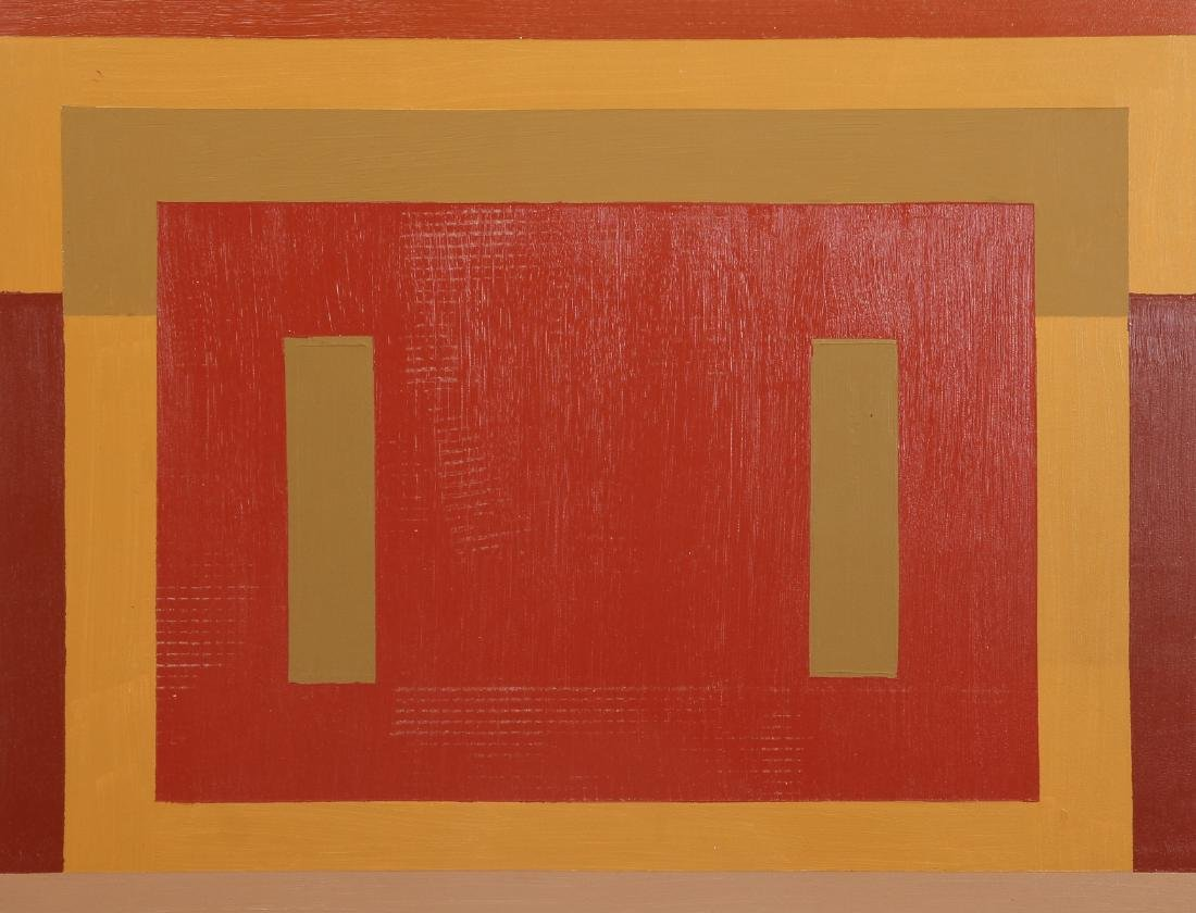 Geometric Abstraction in the style of Josef Albers