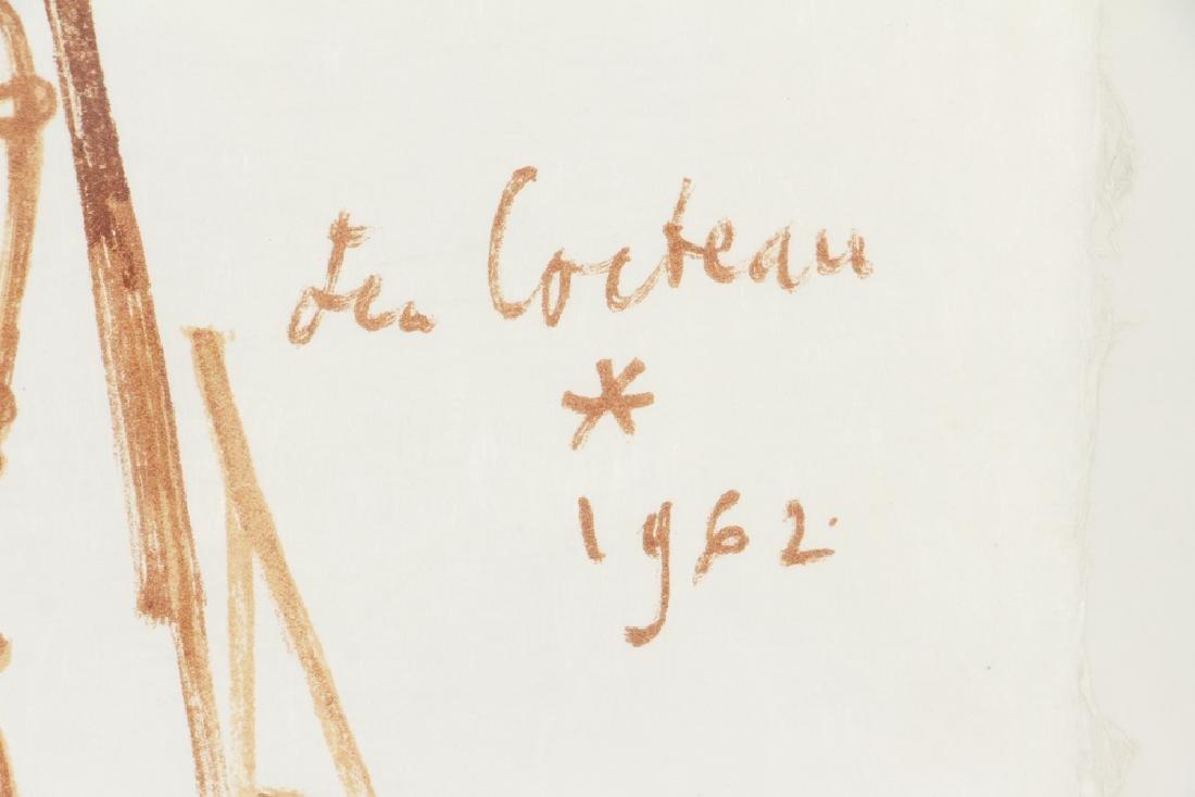 Jean Cocteau lithograph of a Toreador - 3
