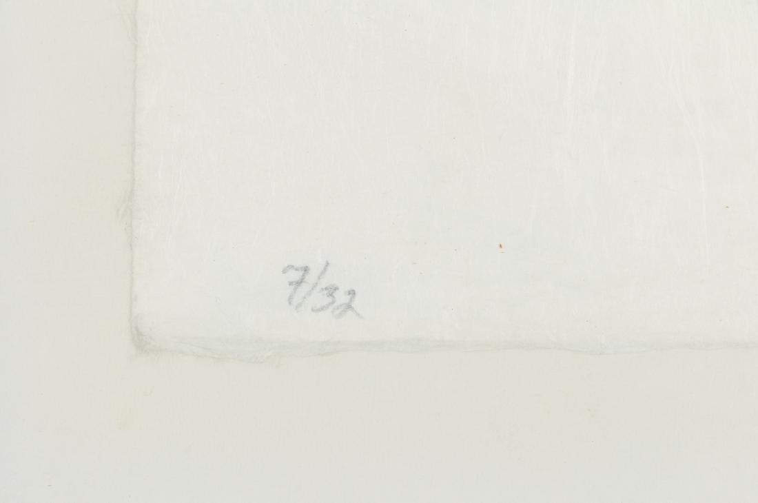 Jean Cocteau lithograph of a Toreador - 4