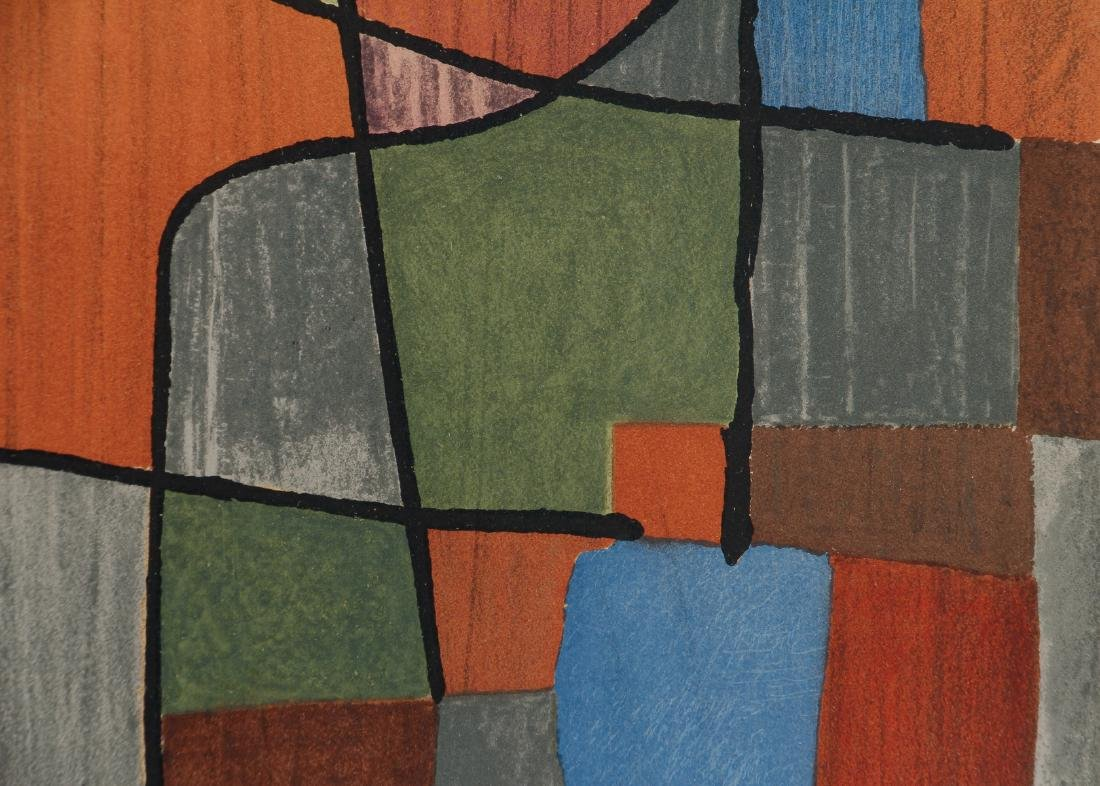 Paul KLEE - Palesio Nua, 1933 printed in 1961 - 5