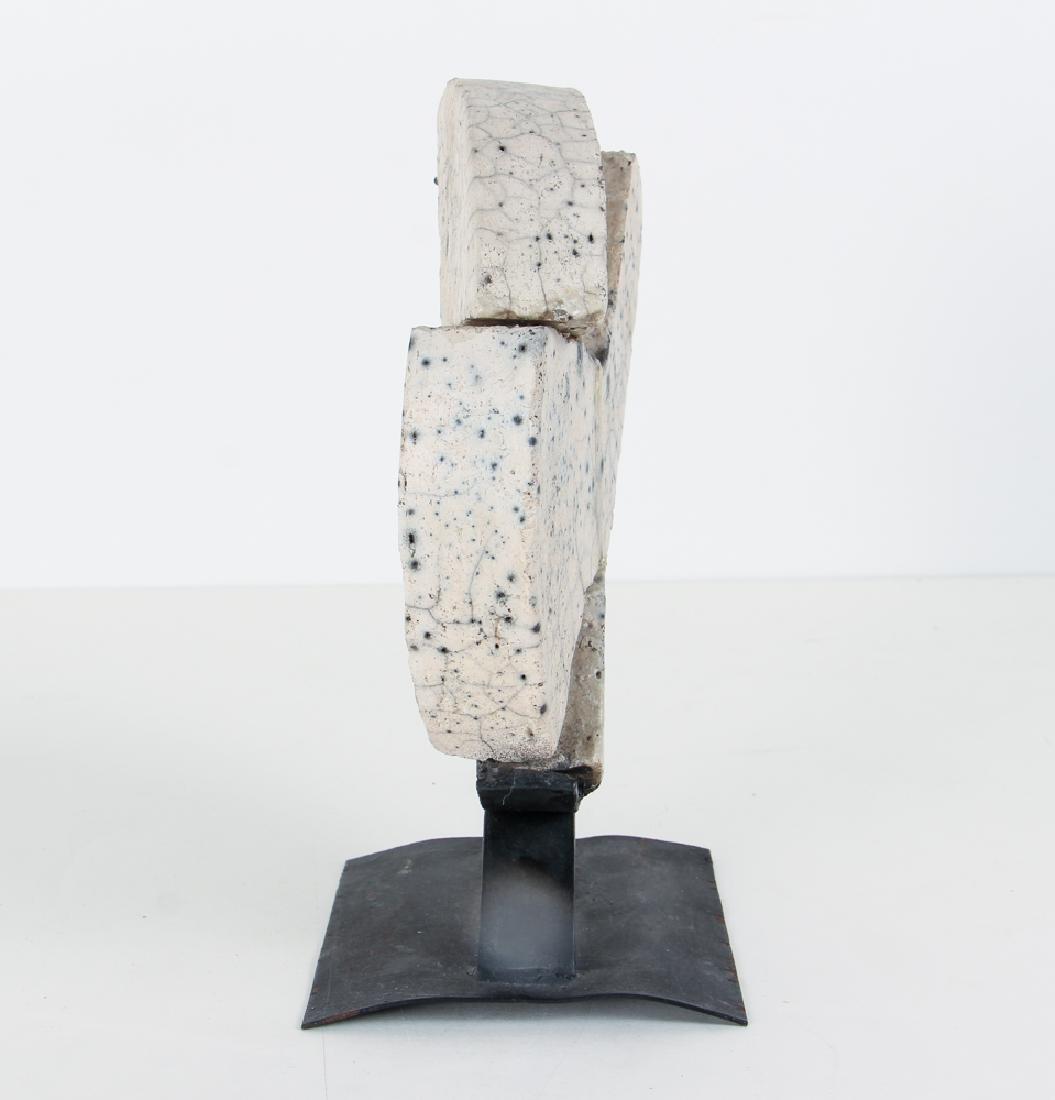 Morantes Broken Disc sculpture - 4