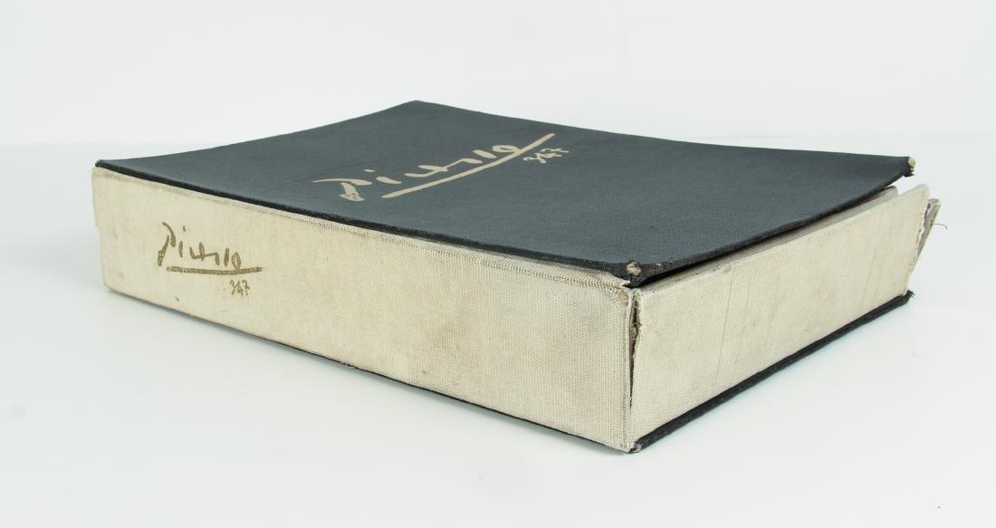 Picasso 347 Etchings Catalogue Raisonne - 3